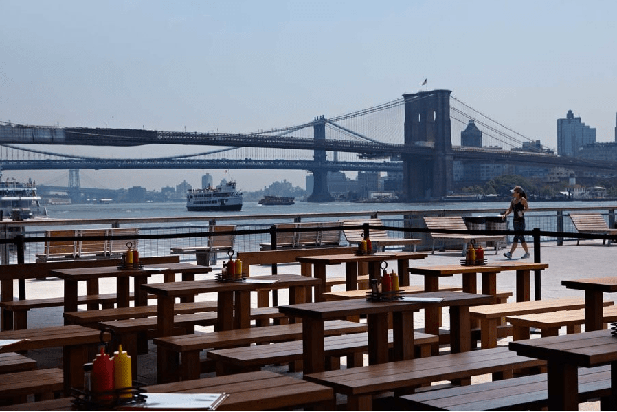 New Outdoor Food, Drink and Music Venues Opening In Manhattan This Spring