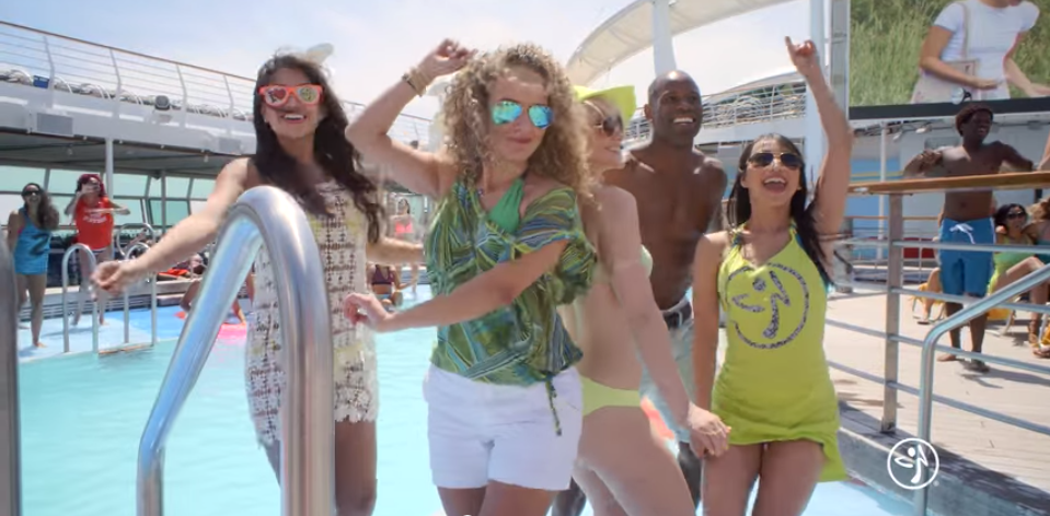 This Is Not a Drill: A 'Zumba Cruise' Will Set Sail Next Year