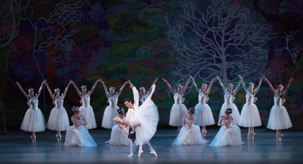 City Ballet Scores With New 'La Sylphide'