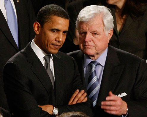 LD31 conundrum: Alston likens Smith support for him to Ted Kennedy backing Obama