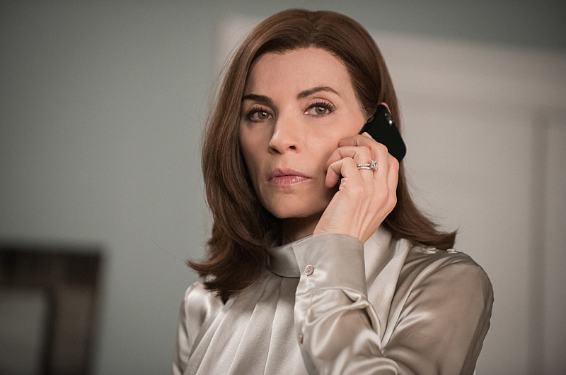 'The Good Wife' Season Finale Recap: Yes, We'd Still Have to Pretend
