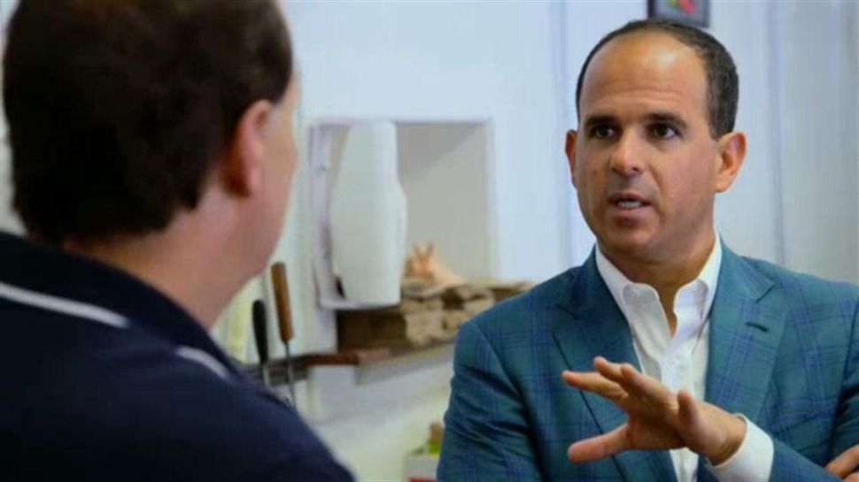 Host of CNBC's 'The Profit' On His Passion for Helping Out the Little Guy