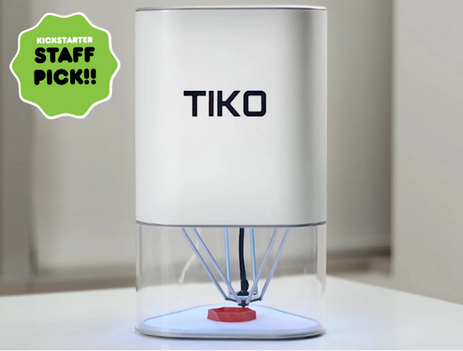 Kickstarted at $3M, How Tiko Is Set to Be the Best and Cheapest 3D Printer
