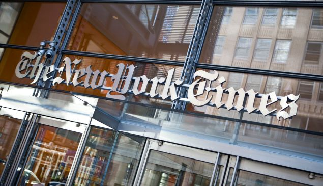 James Bennet returns to The New York Times