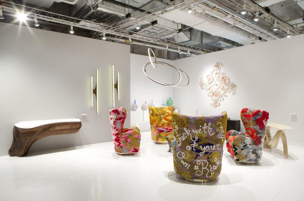 The Collective Design Fair Shines in Soho