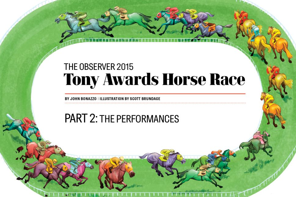 The Best Actors of Broadway: Handicapping the Tony Awards
