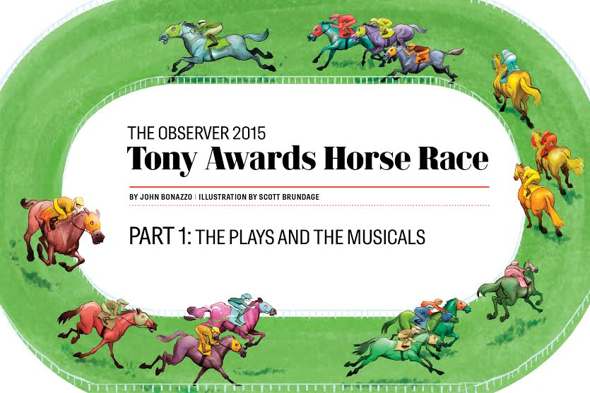 The Tony Awards' Tightest Races And Who We're Betting On