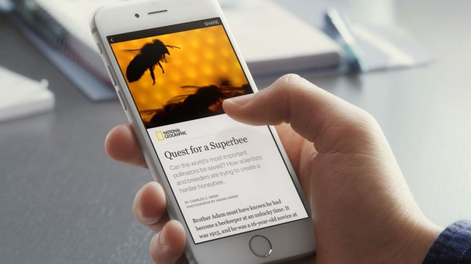 News Organizations Can Now Publish Articles Directly on Facebook