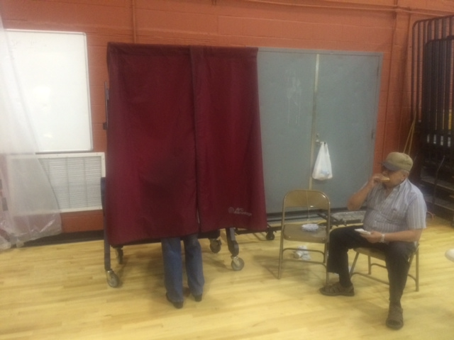 """Poll worker: Turnout in West New York election """"lowest it's been in years"""""""
