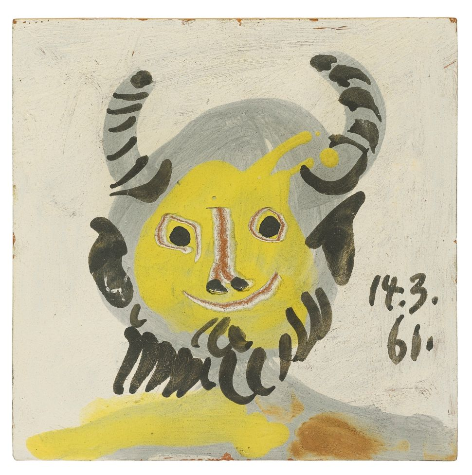 Zoom! Sotheby's Hosts 'Perfect' $19.4M Sale of Picasso Ceramics