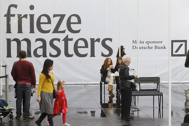 Here Are All the Galleries Showing at Frieze London and Frieze Masters This Fall