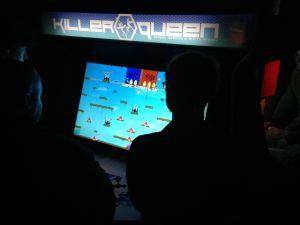 Killer Queen Arcade