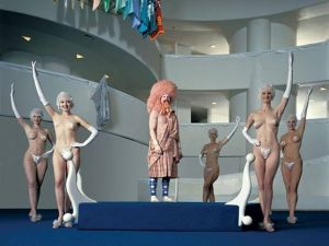 Matthew Barney's The Cremaster Cycle will be shown in its entirety at the Guggenheim on four select Saturdays this summer. (Photo: The Guggenheim via Facebook)