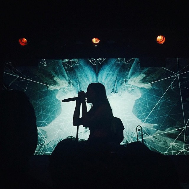 Zola Jesus Rises as Northside Festival Winds Down