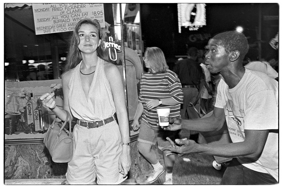 A Tabloid Photographer Revisits a Quirkier, Wilder New York