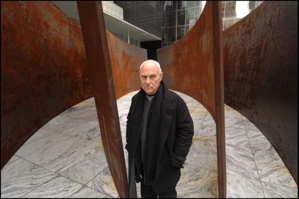 Richard Serra Given France's Highest Honor
