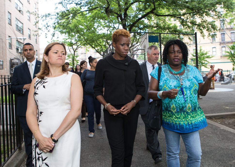 Mark-Viverito Vouches for NYCHA Head Amid 'Ridiculous' Resignation Calls