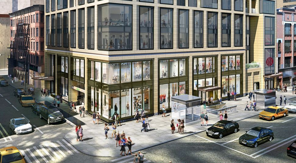 East 86th Street to Get $340M Mixed-Use Development