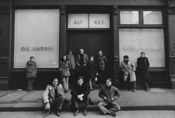 The Smithsonian Acquires the Complete Records of Pioneer Soho Gallery OK Harris