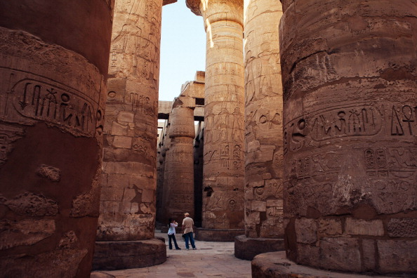 Terrorists Target Tourists Headed to Egypt's Ancient Sites