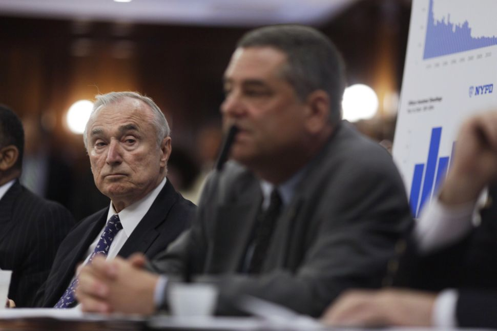 Bill Bratton: Council Reform Bills Are 'Unprecedented Intrusions' Into NYPD