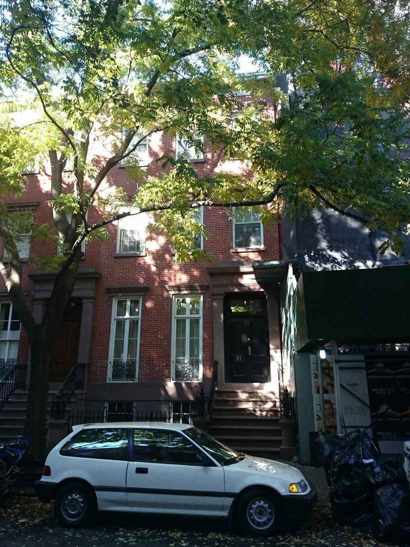 'American Dream' West Village Townhouse Sells for $12.2M