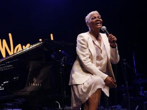 Dionne Warwick==CITY PARKS FOUNDATION Celebrates 30 Years of SUMMERSTAGE at 2015 Gala in Central Park==SummerStage, Central Park, New York==June 22, 2015==©Patrick McMullan==Photo-JIMI CELESTE/patrickmcmullan.com====