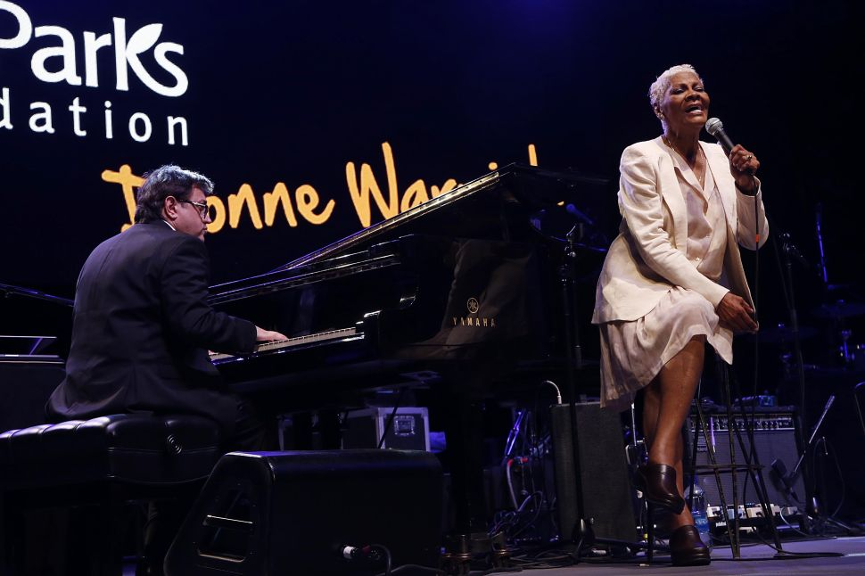 Dionne Warwick, Debbie Harry Perform at the City Parks Foundation SummerStage Gala