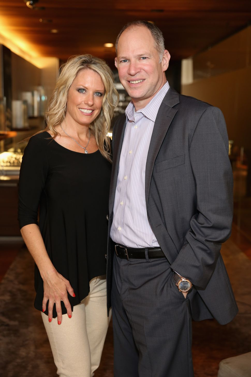 Jewelry and Sports Unite: David Yurman Hosts In-Store Event With ESPN's Matthew Berry