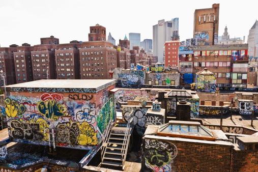 Tag This: Collector Commissions Huge Graffiti Project in the Bronx