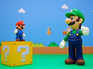 Mario and Luigi have been reimagined by countless gamers. Now it's your turn. (Flickr)
