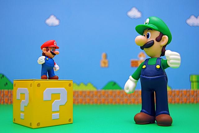 Even You Can Create an Original Riff on Super Mario