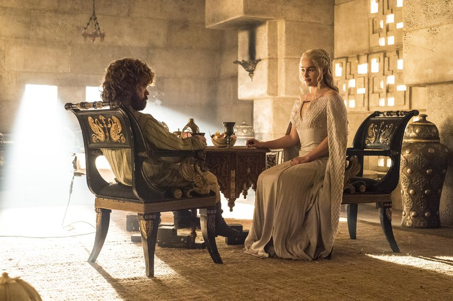 'Game of Thrones' Recap 5×8:  Wight of the Living Dead