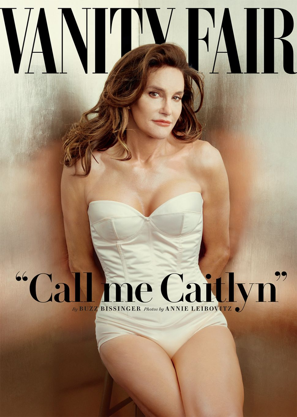 Here Comes Caitlyn: Bruce Jenner's New Look Unveiled on the Cover of Vanity Fair