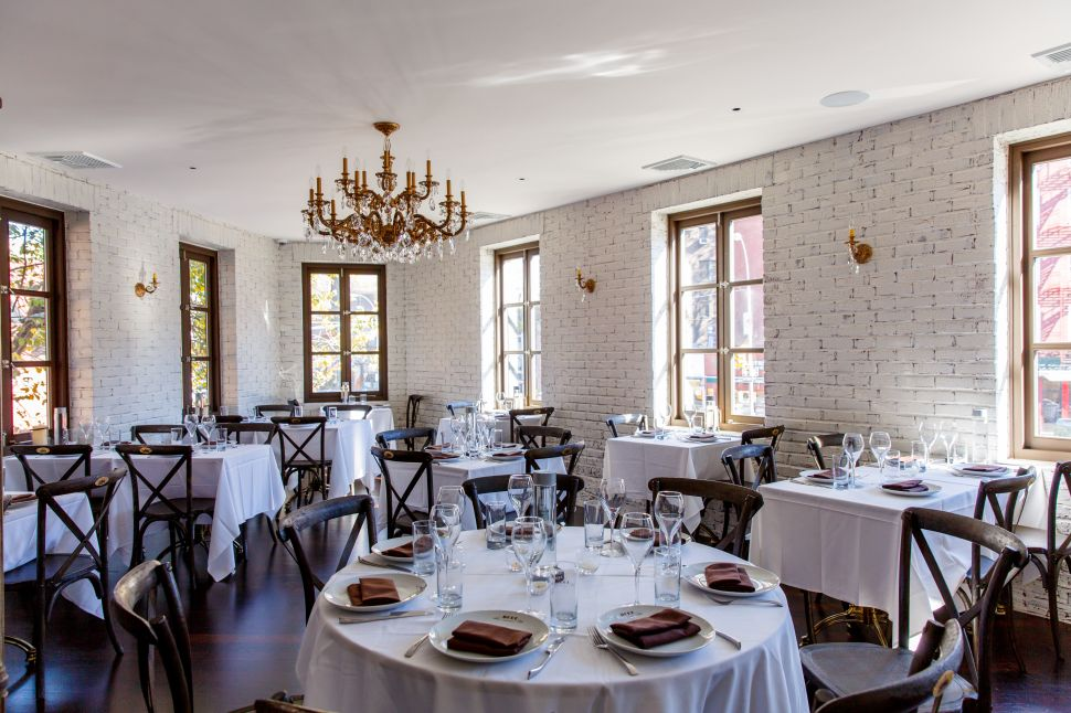 Would You Pay $10K for Dinner at This West Village Eatery?