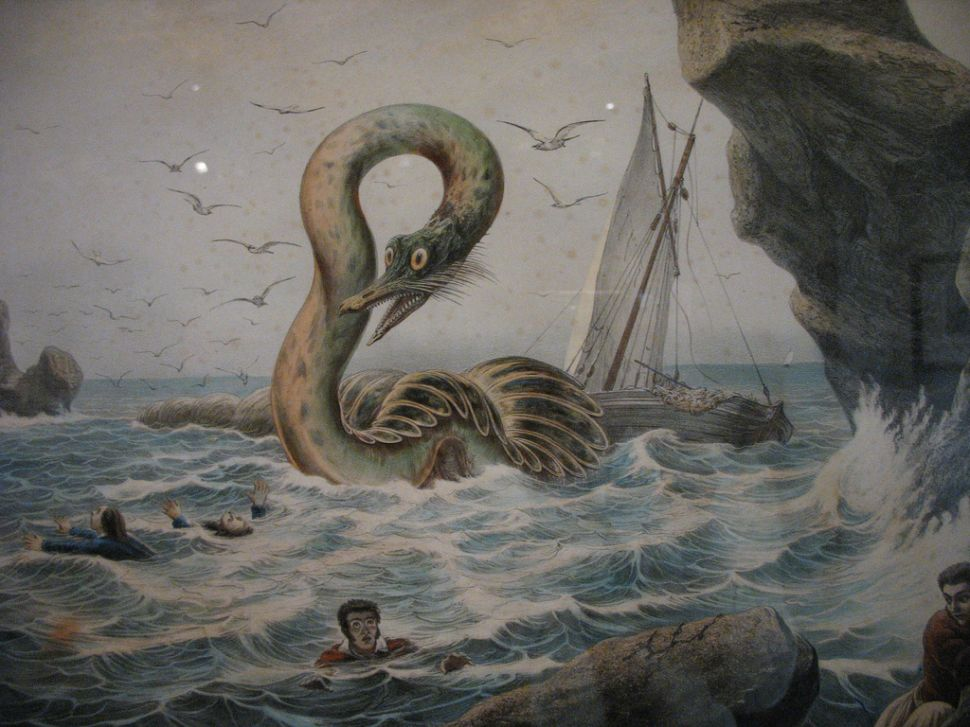Sea Monsters, Noise & Fire: Providence, RI, Explained by Eric Paul