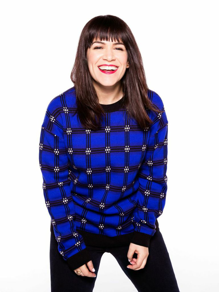 Broad Strokes: Abbi Jacobson Gets in on Grown-Up Coloring Book Trend