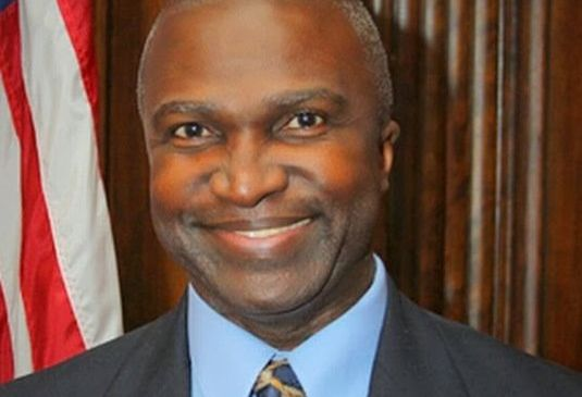 PLAINFIELD MAYOR ADRIAN MAPP. He took over the council and party committee to wield power as a motivated independent operator.