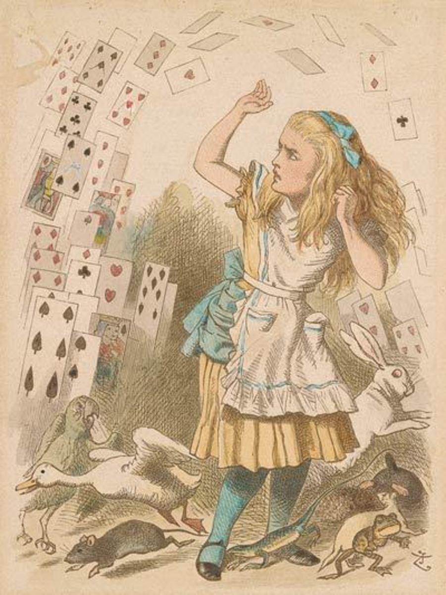 'Alice in Wonderland' to Summer in New York