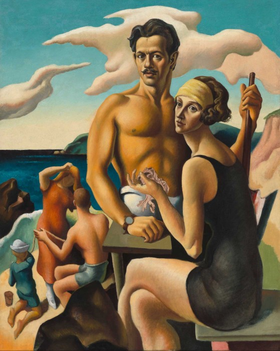 Father Figure: Thomas Hart Benton's Daughter Shares Memories of the American Master