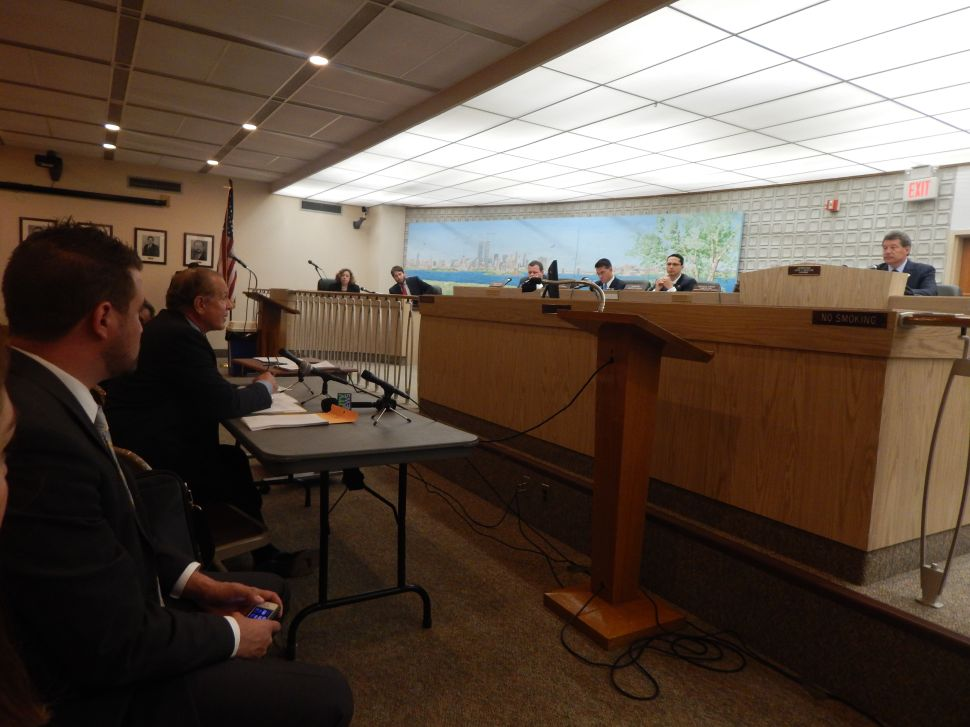 Assembly judiciary hearing in Bayonne on proposed Exxon settlement draws ire from politicos, public