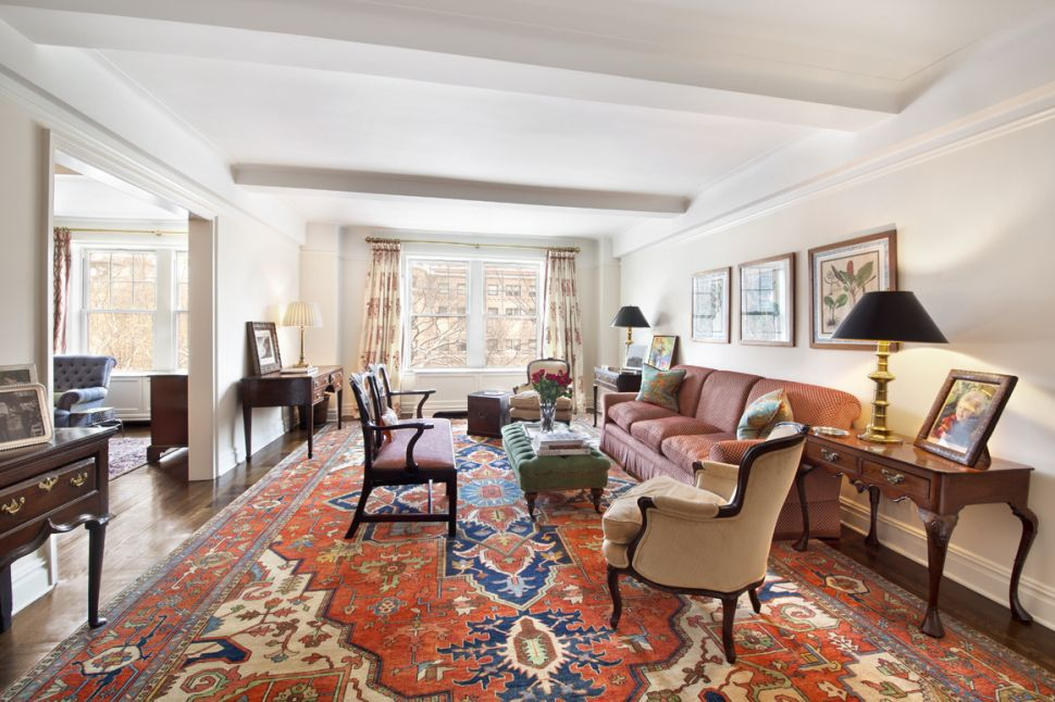 Bed, Bath & Beyond CEO Steve Temares Picks Up Three Bedrooms, 2.5 Baths On UWS