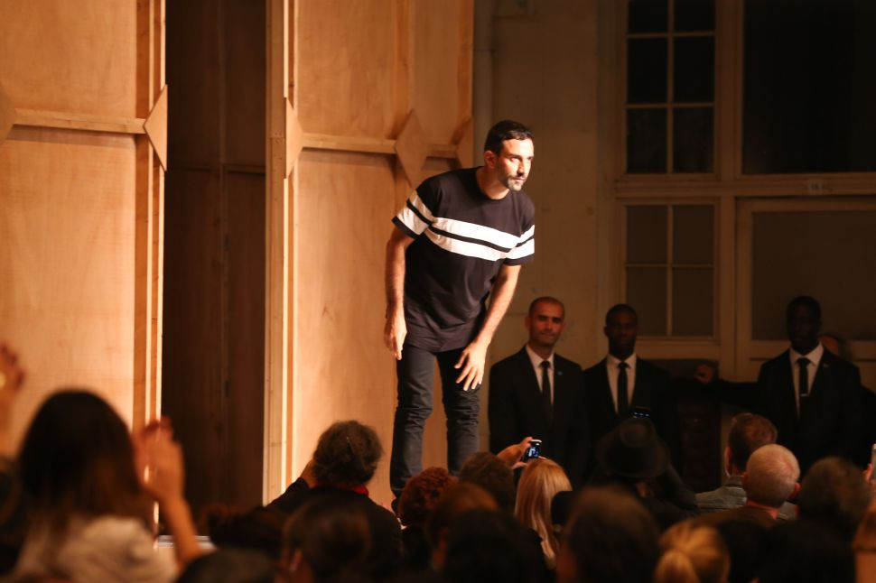 Givenchy Is Trading in Paris Fashion Week for New York