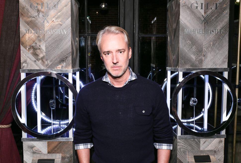 Michael Bastian Adds Womenswear to His Namesake Label