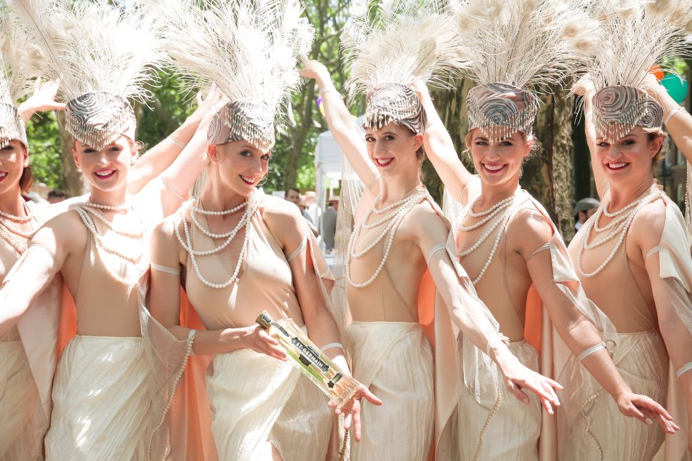 The Jazz Age Lawn Party Takes New Yorkers Back in Time