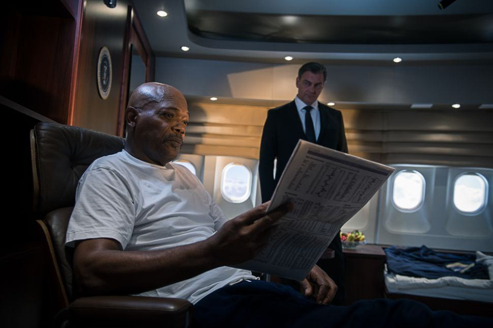 In 'Big Game,' Samuel L. Jackson Endures Some Indignities on Air Force One