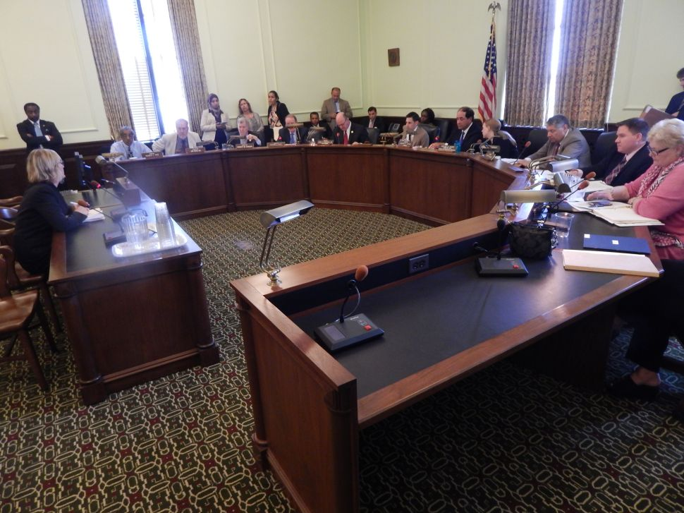 EMS services bill released, yet Senate Health and Human Services committee debate highlights Camden, South Jersey political overtones