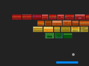 (Screengrab: Google's Atari Breakout).