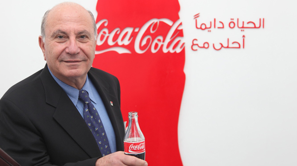 Coca-Cola Palestine CEO Urges Boycott of Israel