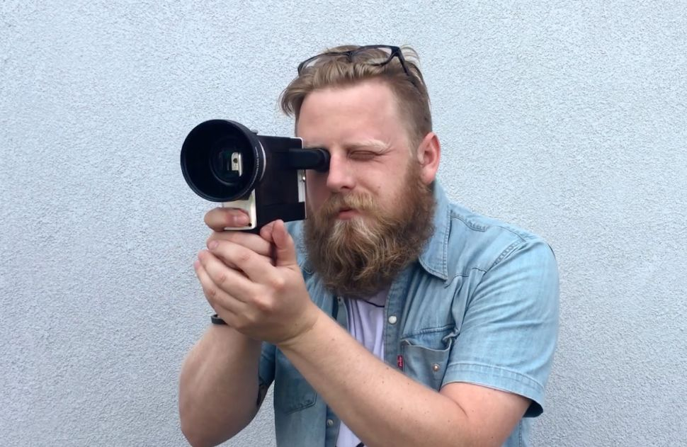Get That Stanley Kubrick Feeling Using This iPhone Camera Case